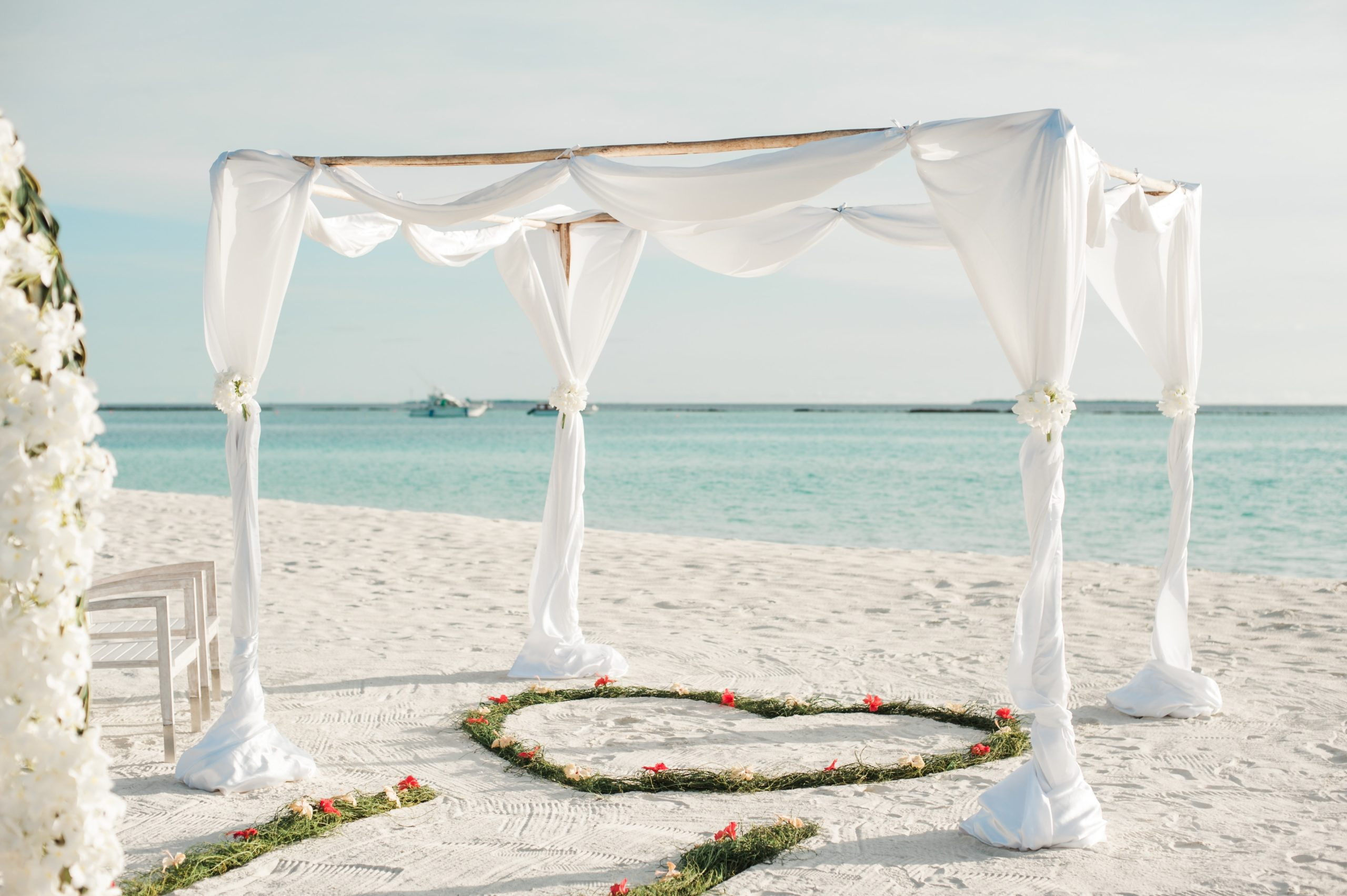 Everything You Need To Know About Your Perfect Beach Wedding