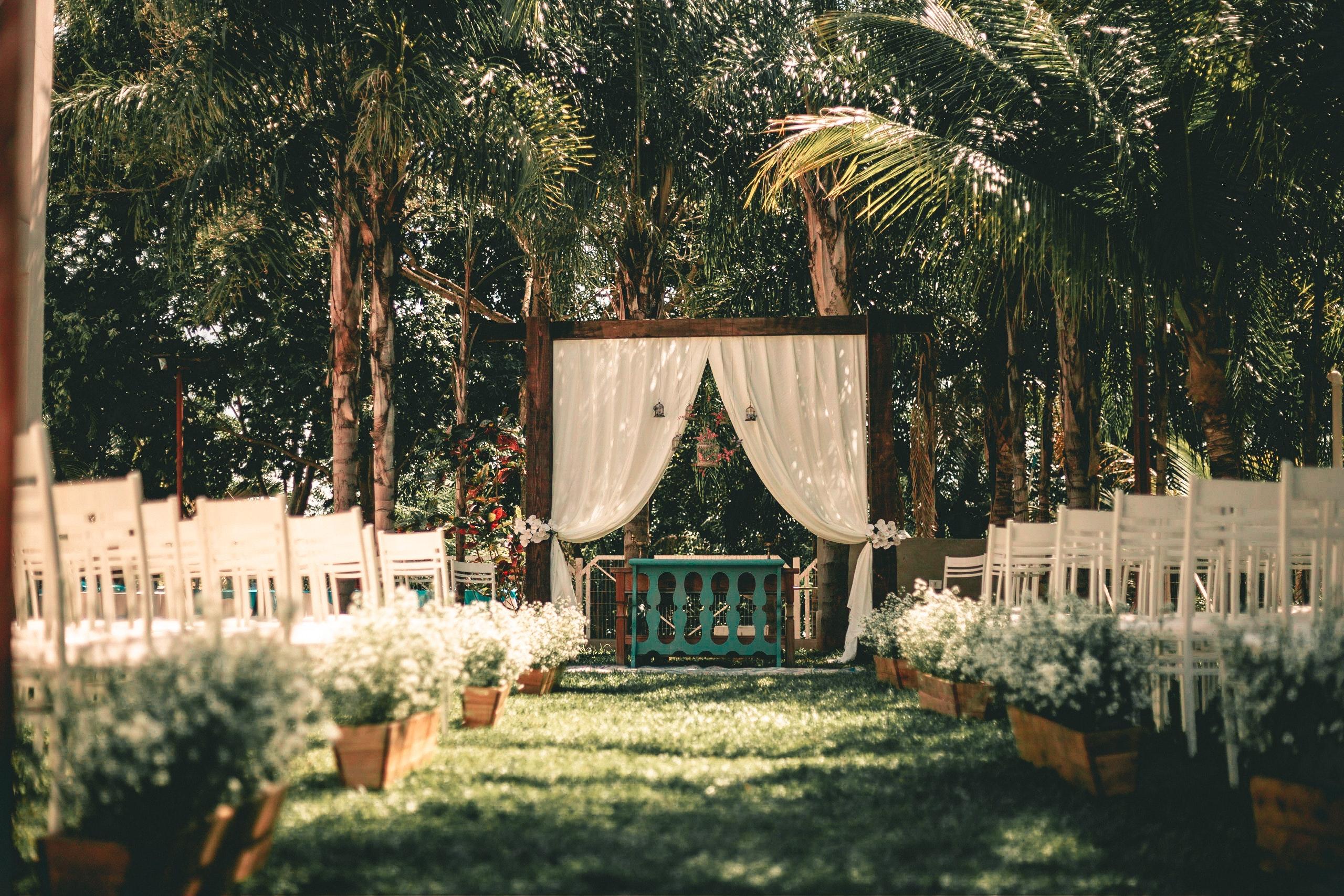A Few Ideas For Wedding Decorations