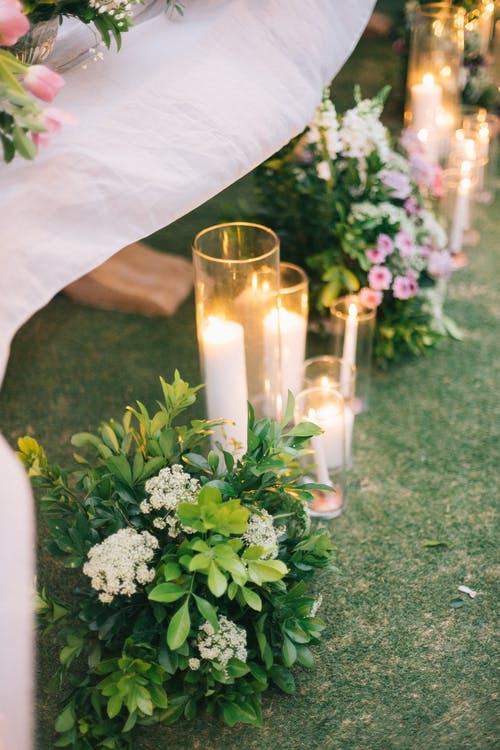 Summer Ideas For DIY Wedding Centerpieces